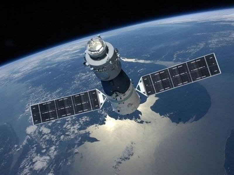 Bild zu Tiangong 1