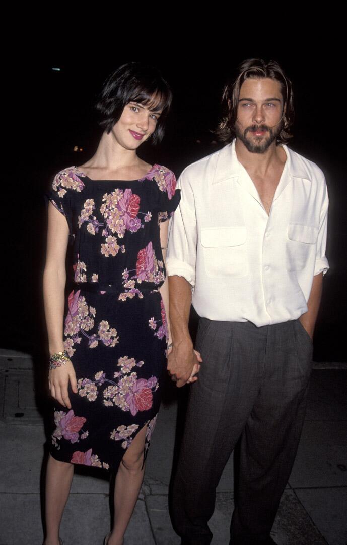 Bild zu Brad Pitt, Freundin, Juliette Lewis
