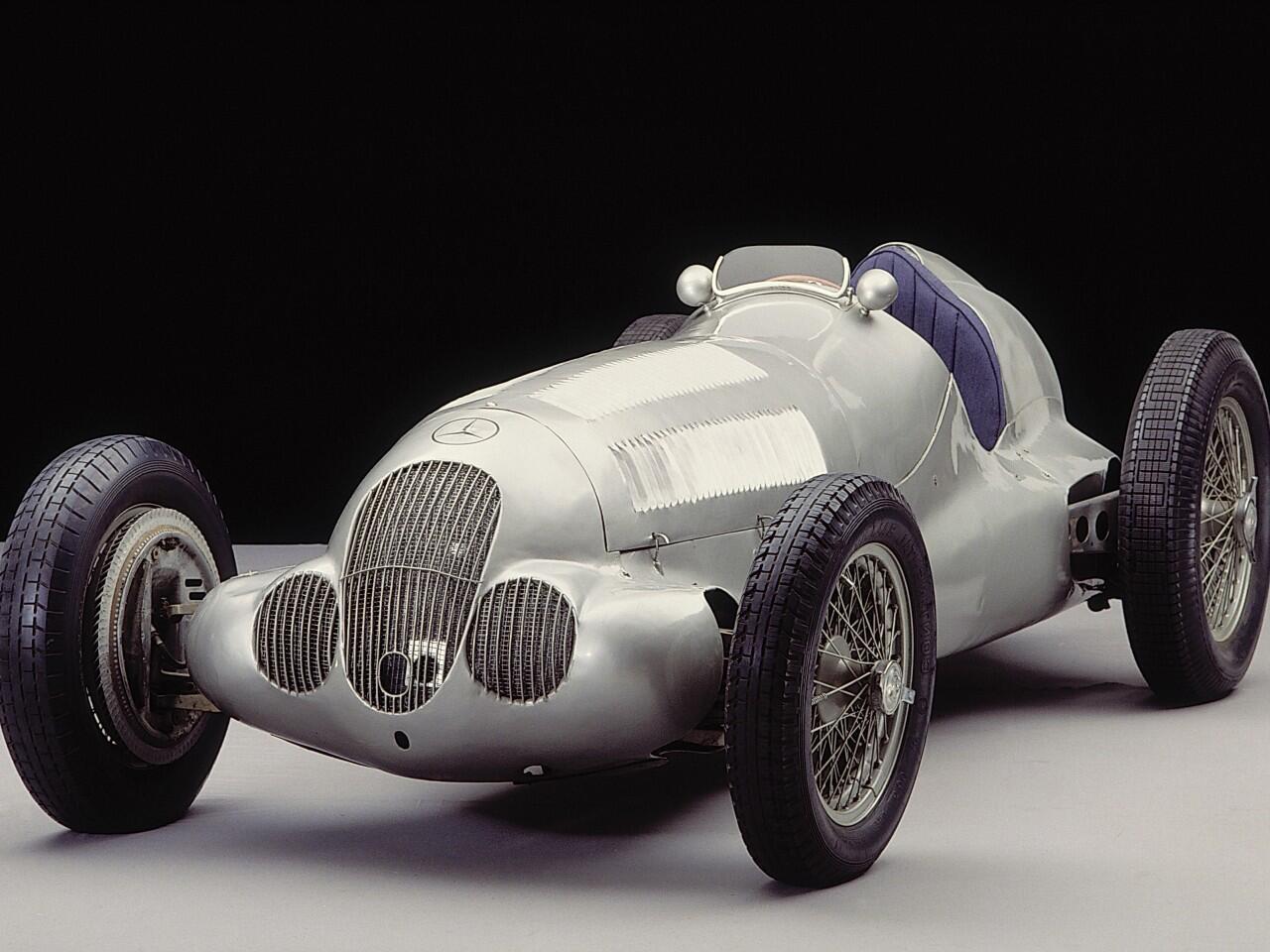 Bild zu Mercedes-Benz W 125 von 1937