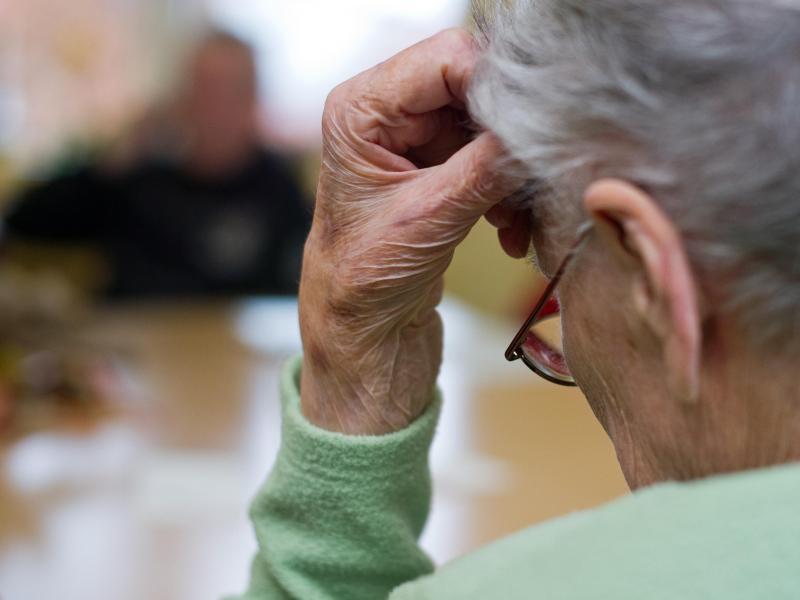 Bild zu Alzheimer