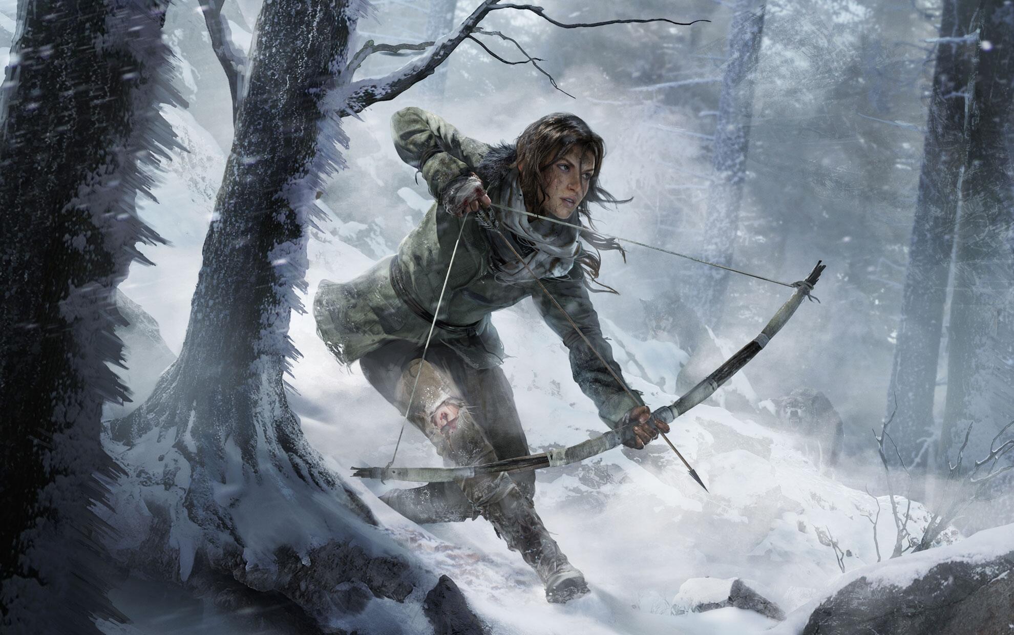 Bild zu Rise of the Tomb Raider