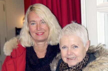 Birgit Damer und Jutta Thomsen
