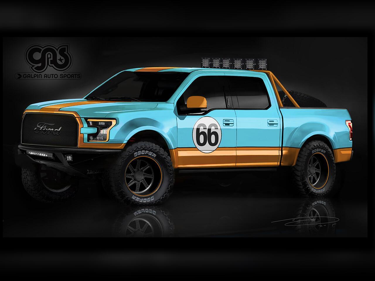 Bild zu Ford F-150 von Galpin Auto Sports