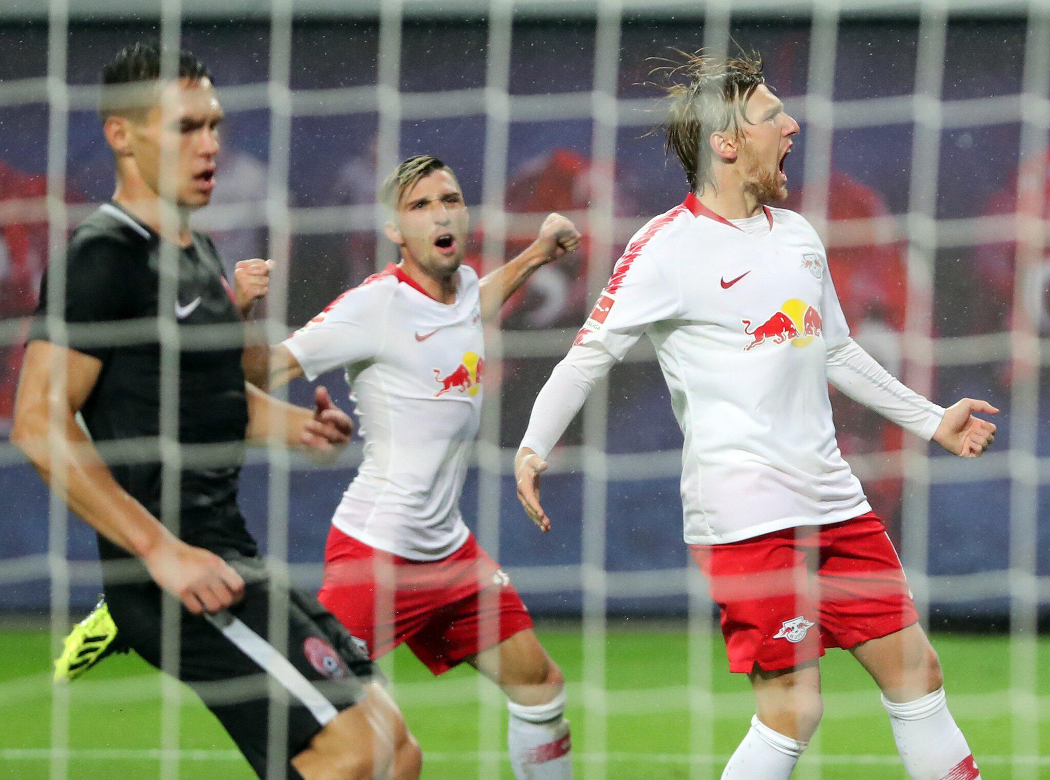 Bild zu RB Leipzig - Sorja Luhansk 3:2