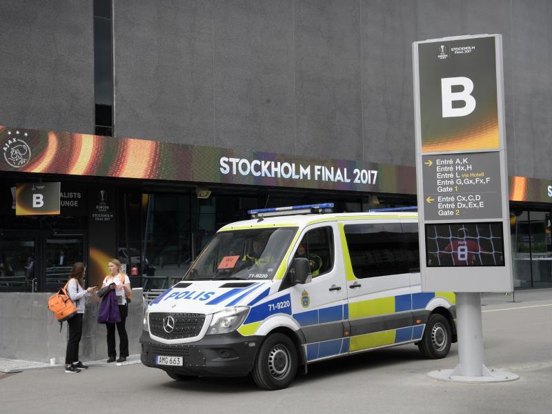 Bild zu Polizeipräsenz