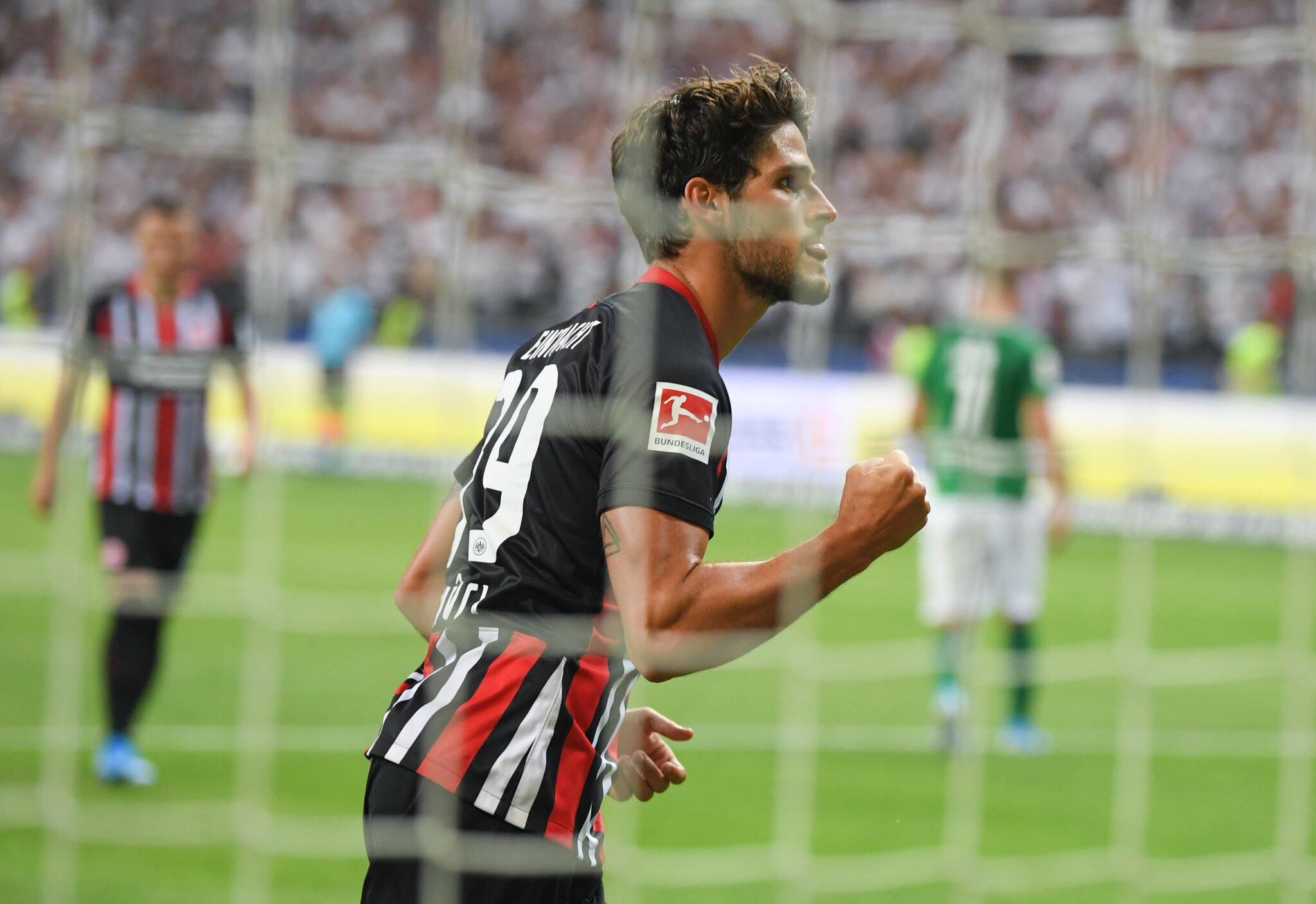 Bild zu Eintracht Frankfurt - FC Flora Tallinn