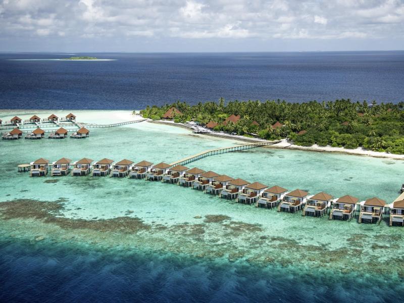 Bild zu Strand Malediven
