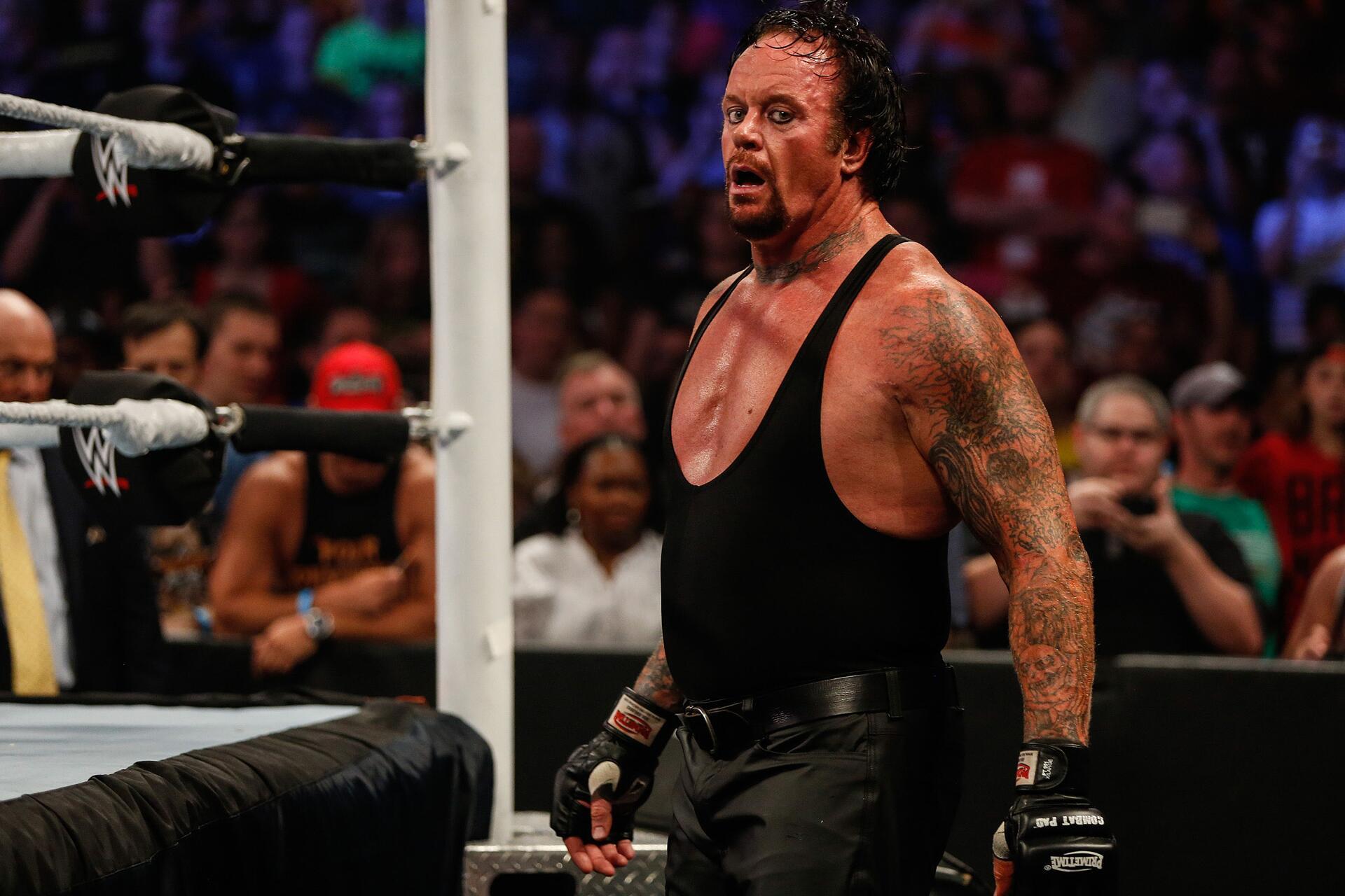Bild zu The Undertaker, Mark William Calaway