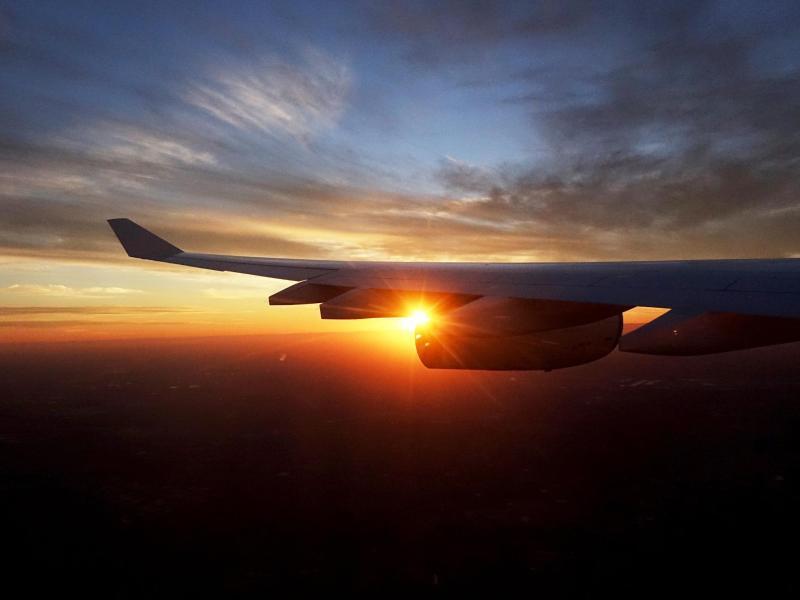 Bild zu Pünktlich in der Luft
