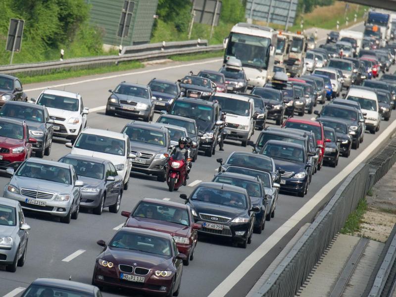 Bild zu Autobahn A9