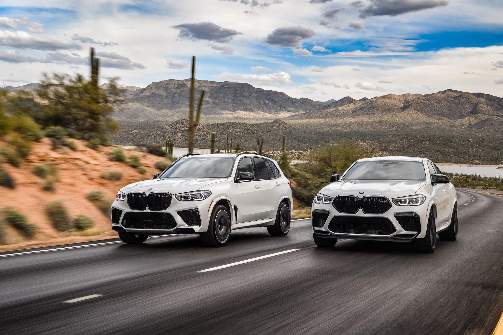 Bild zu Im Mai: BMW bringt M-Versionen von X5 und X6 an den Start