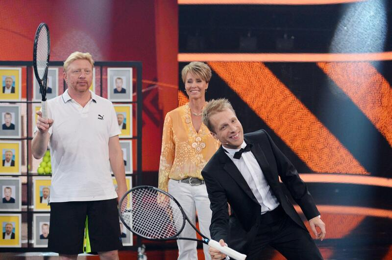 Bild zu Boris Becker, Sonja Zietlow und Oliver Pocher