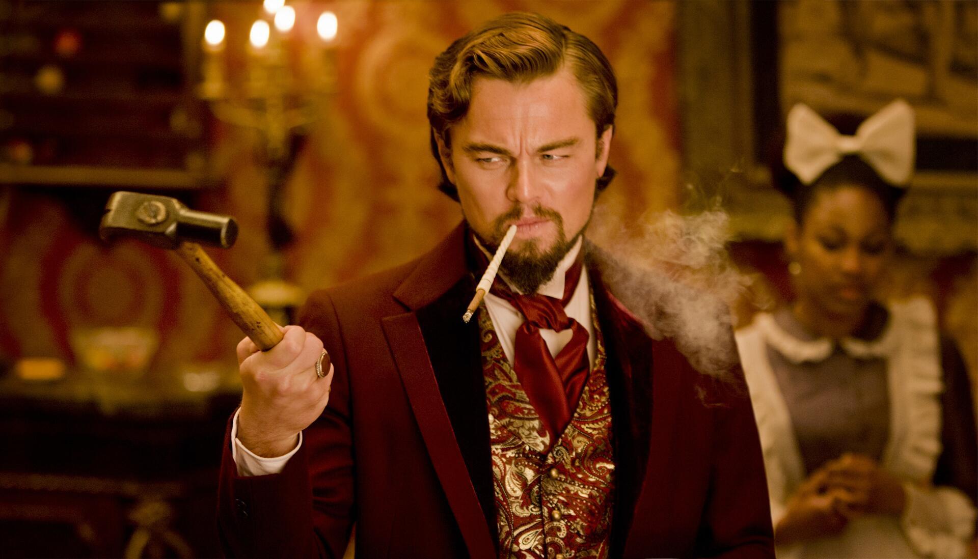 Bild zu Leonardo DiCaprio, Calvin J. Candie, Django Unchained