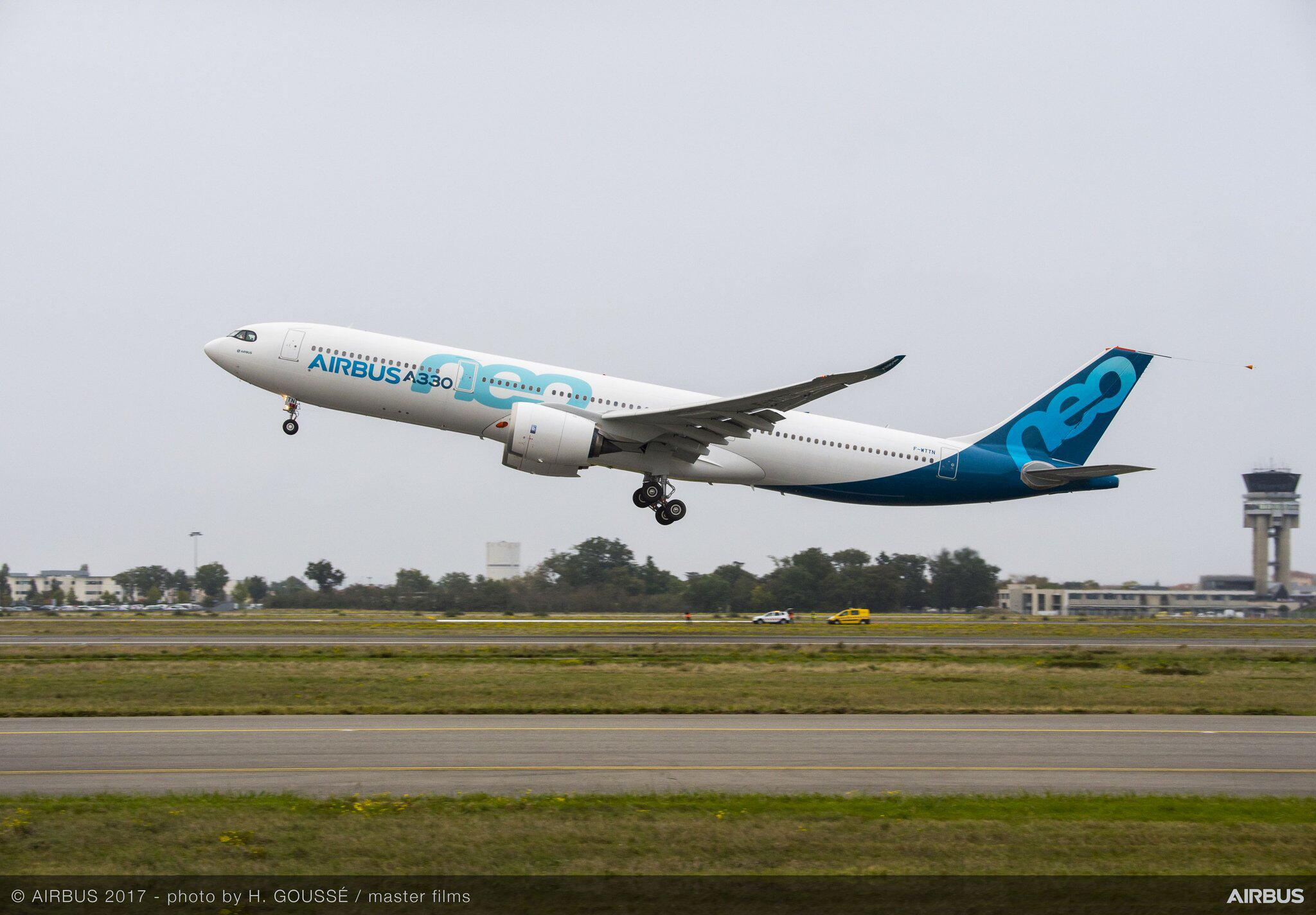 Bild zu A330neo