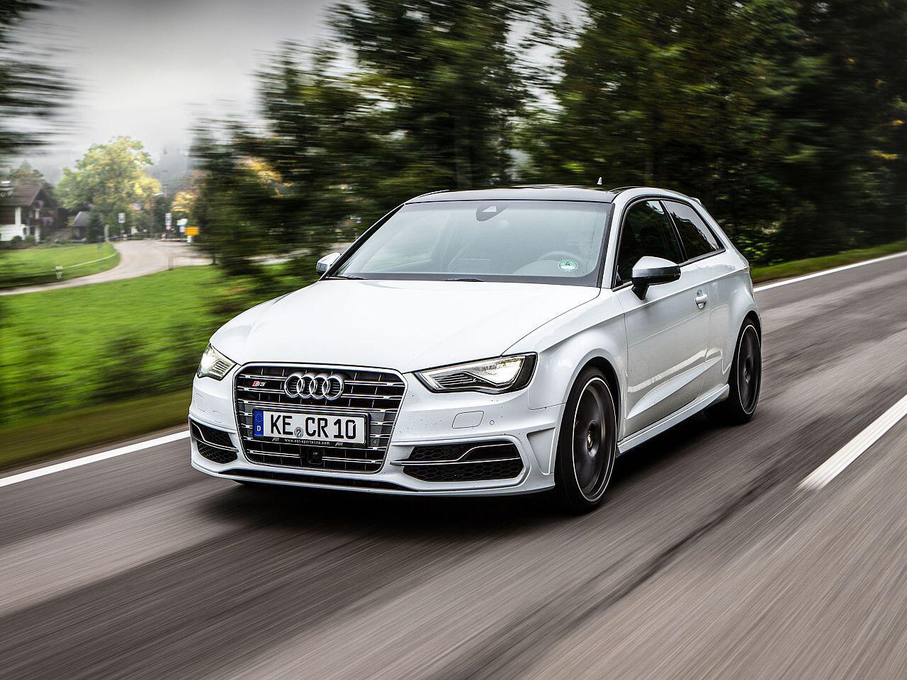 Bild zu Audi S3 von Abt Sportsline: Mehr Power für den Ingolstädter