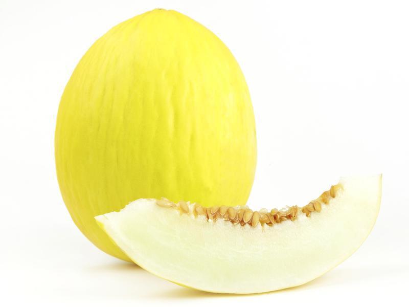 Bild zu Süß und erfrischend: Melone