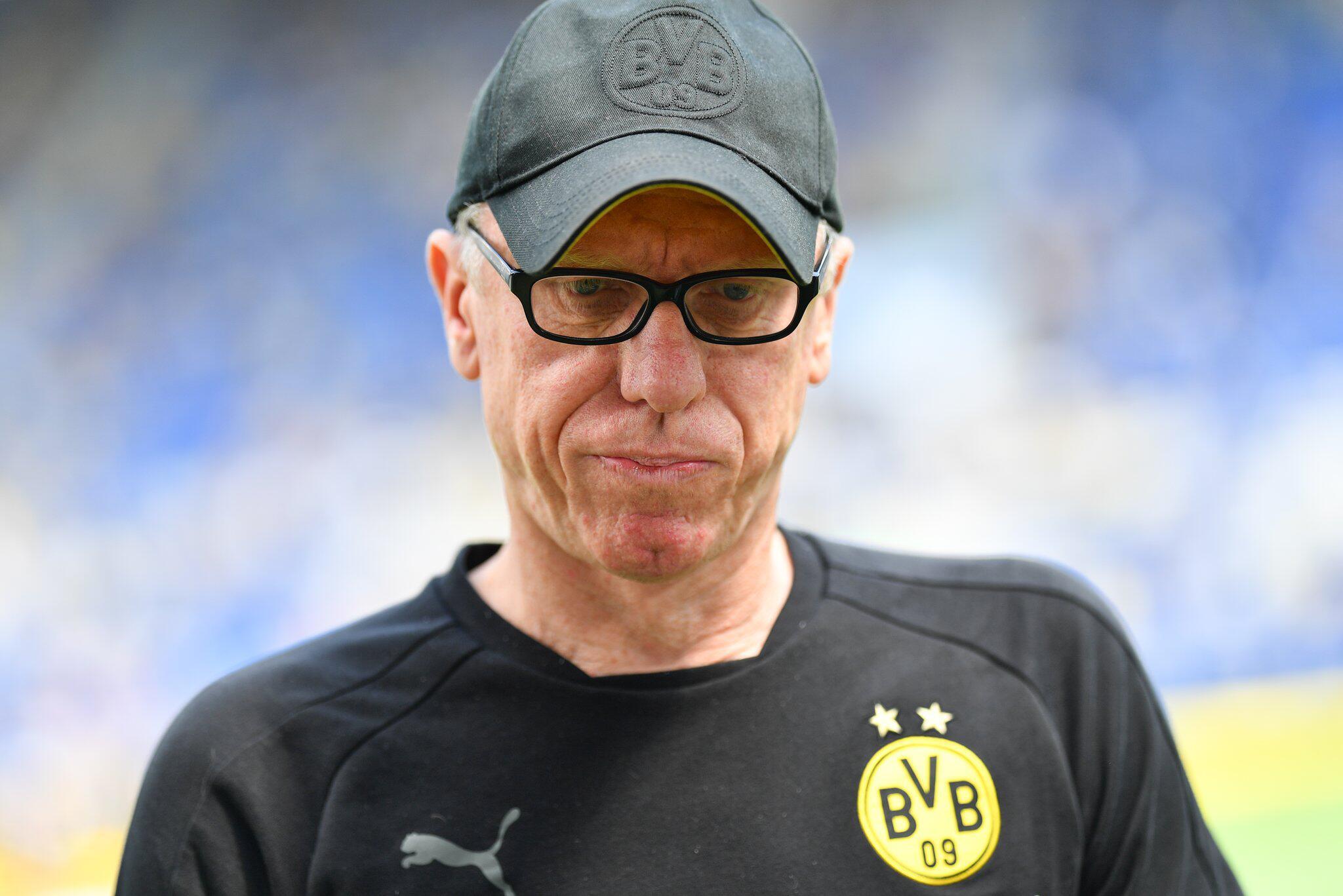 Bild zu TSG 1899 Hoffenheim vs Borussia Dortmund