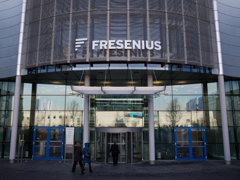 Bild zu Fresenius