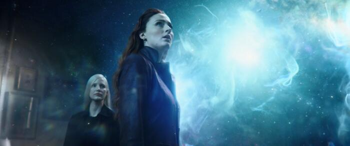 Bild zu Jessica Chastain, Sophie Turner, X-Men: Dark Phoenix