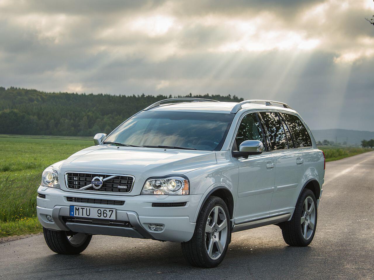 Bild zu Geringster Wertverlust in Euro bei den SUVs: Volvo XC90 D4