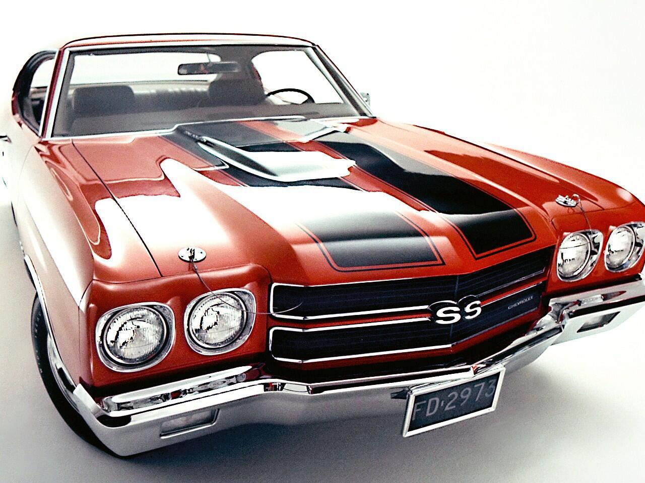 Bild zu Chevrolet Chevelle SS von 1970
