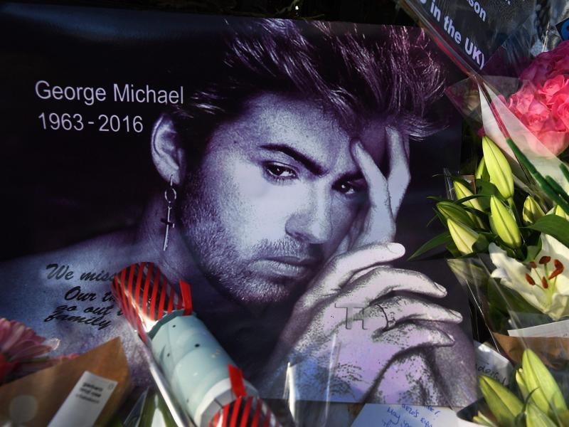 Bild zu George Michael