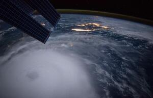 Weltraumbilder, Hurricane Joaquin From the International Space Station