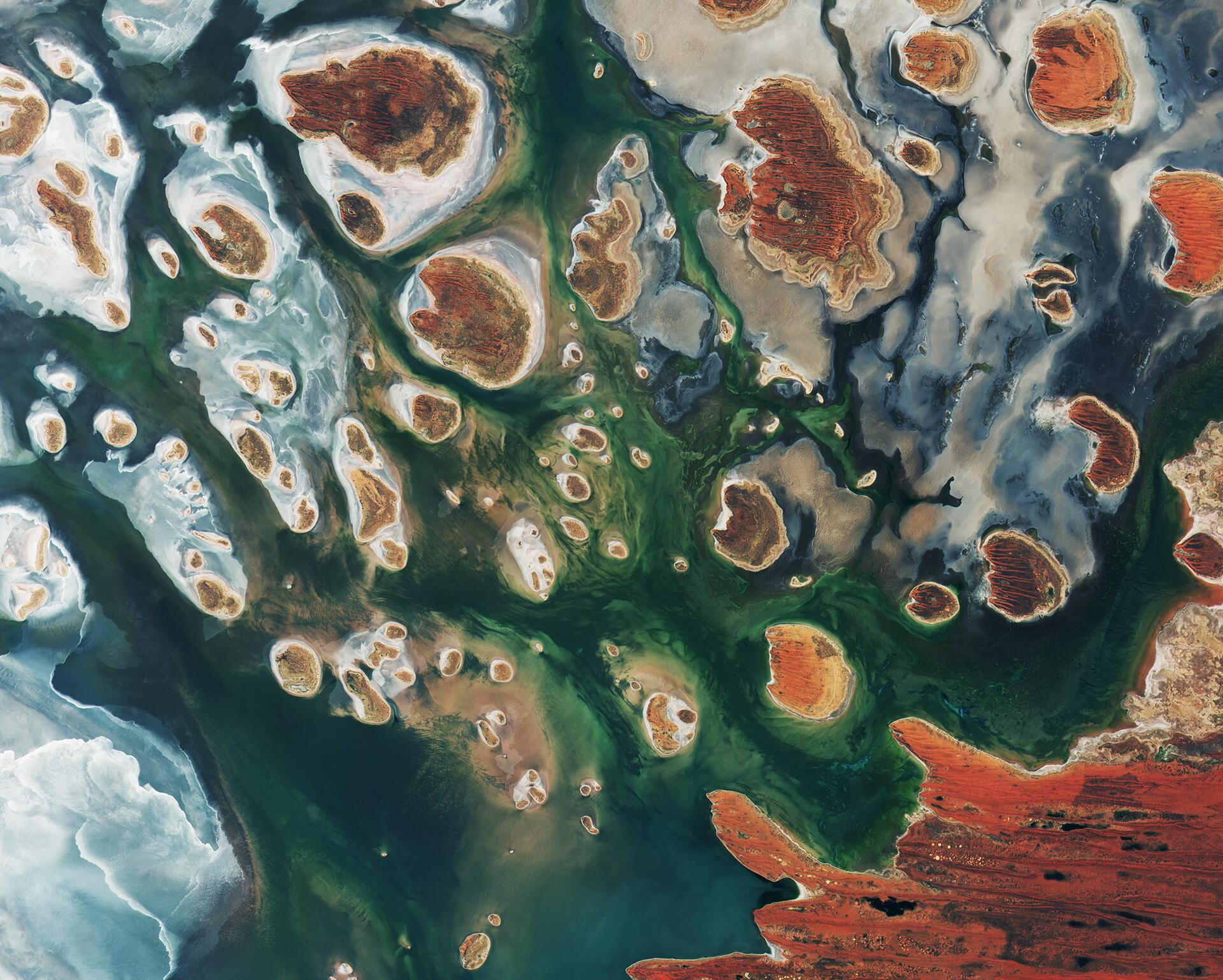 Bild zu Lake Mackay