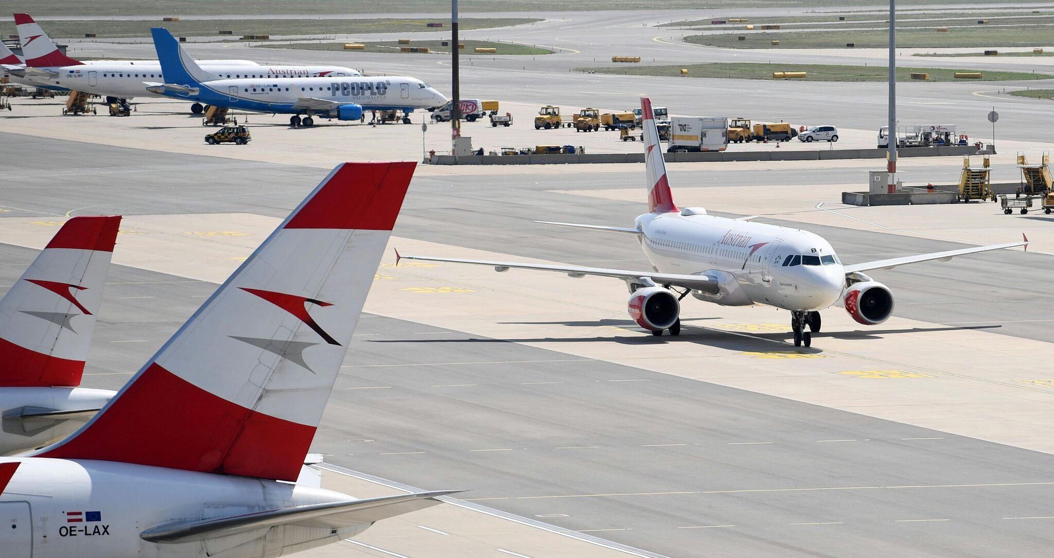 Bild zu Austrian Airlines