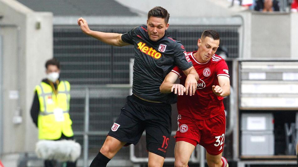 Fortuna Düsseldorf - Jahn Regensburg