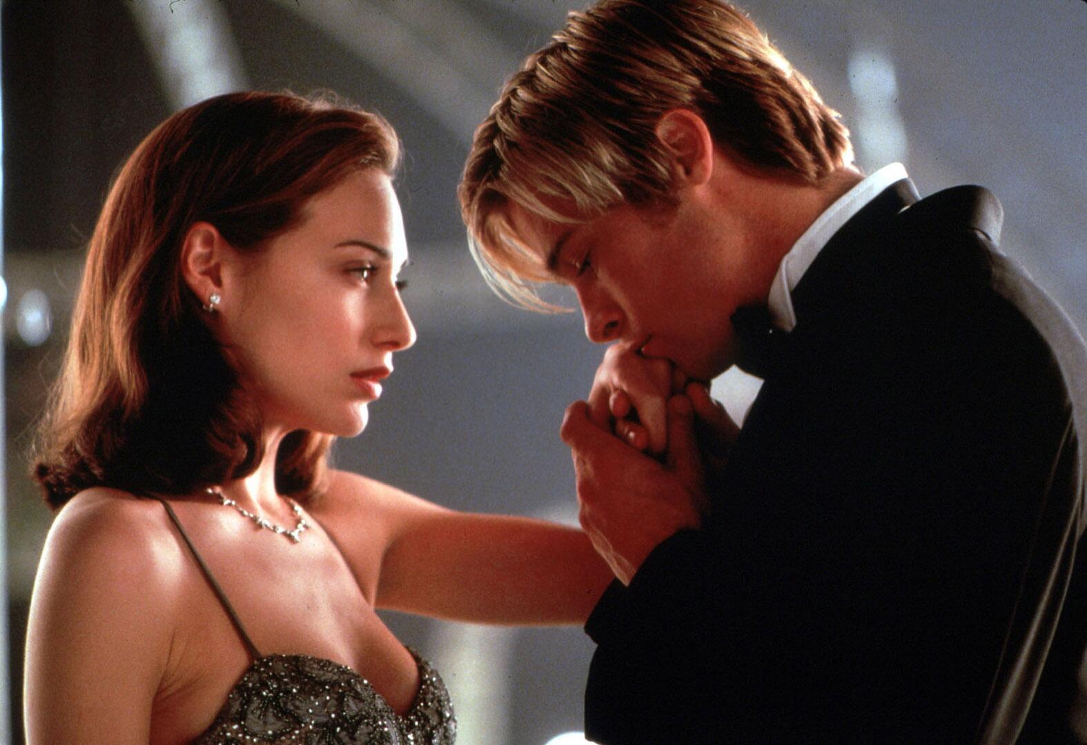 Bild zu Brad Pitt, Freundin, Claire Forlani