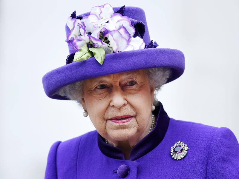 Bild zu Königin Elizabeth II.