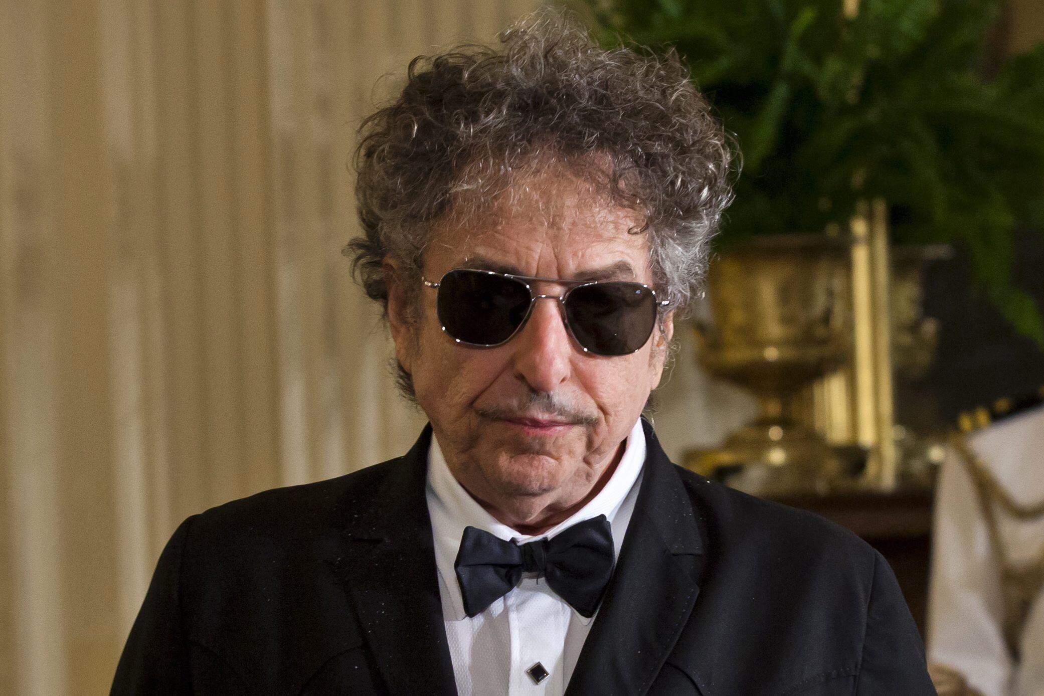 Bild zu Bob Dylan