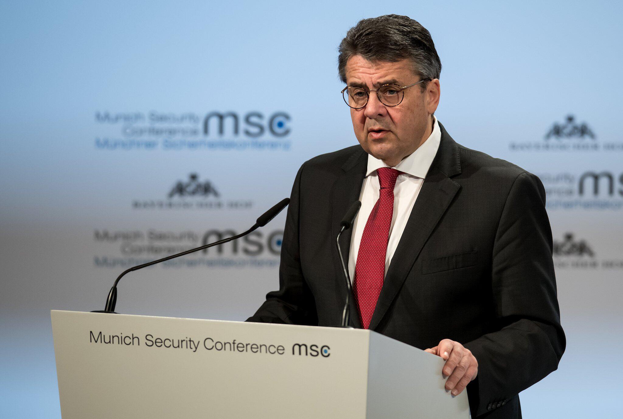 Bild zu 54. Münchner Sicherheitskonferenz