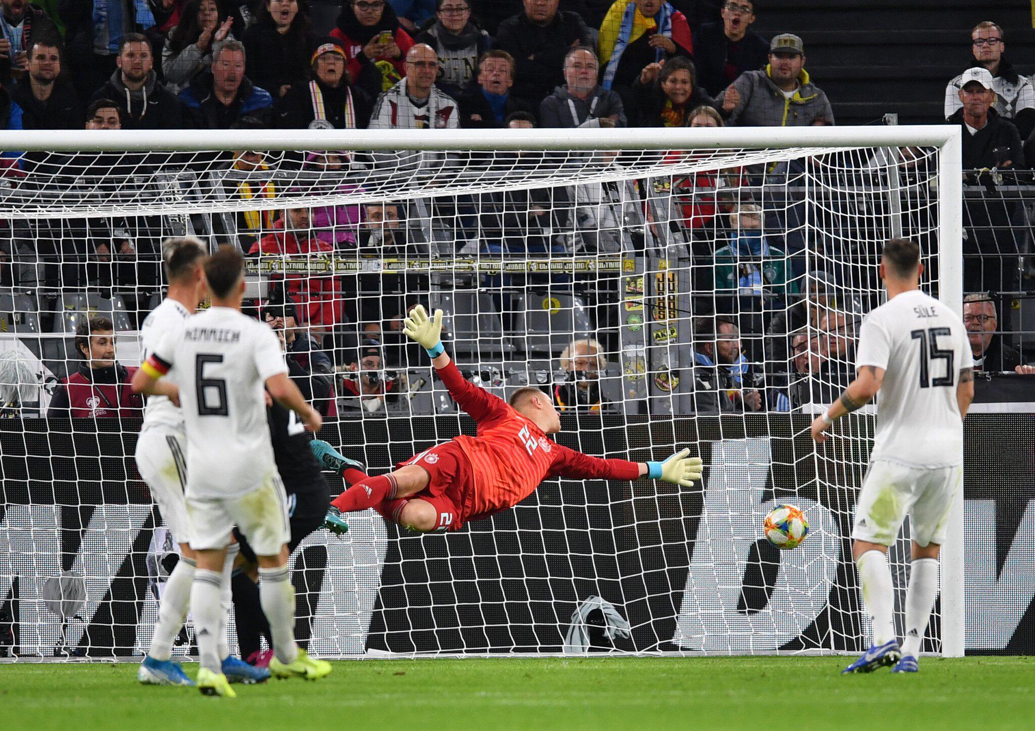Bild zu Deutschland - Argentinien