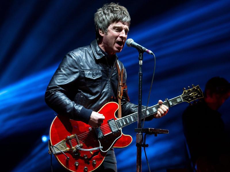 Bild zu Noel Gallagher