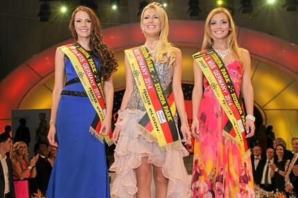"Top 3 bei der ""Miss Germany""-Wahl"