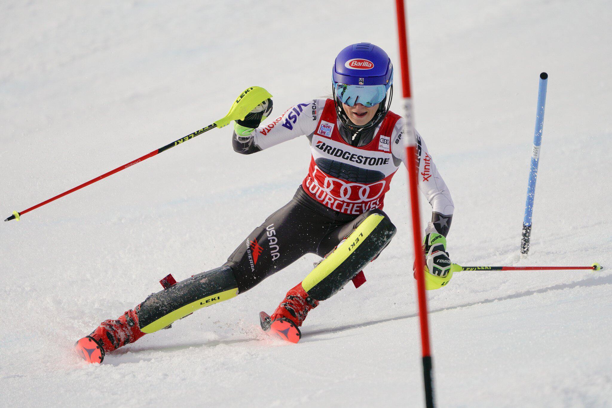 Bild zu Ski alpin Weltcup in Courchevel