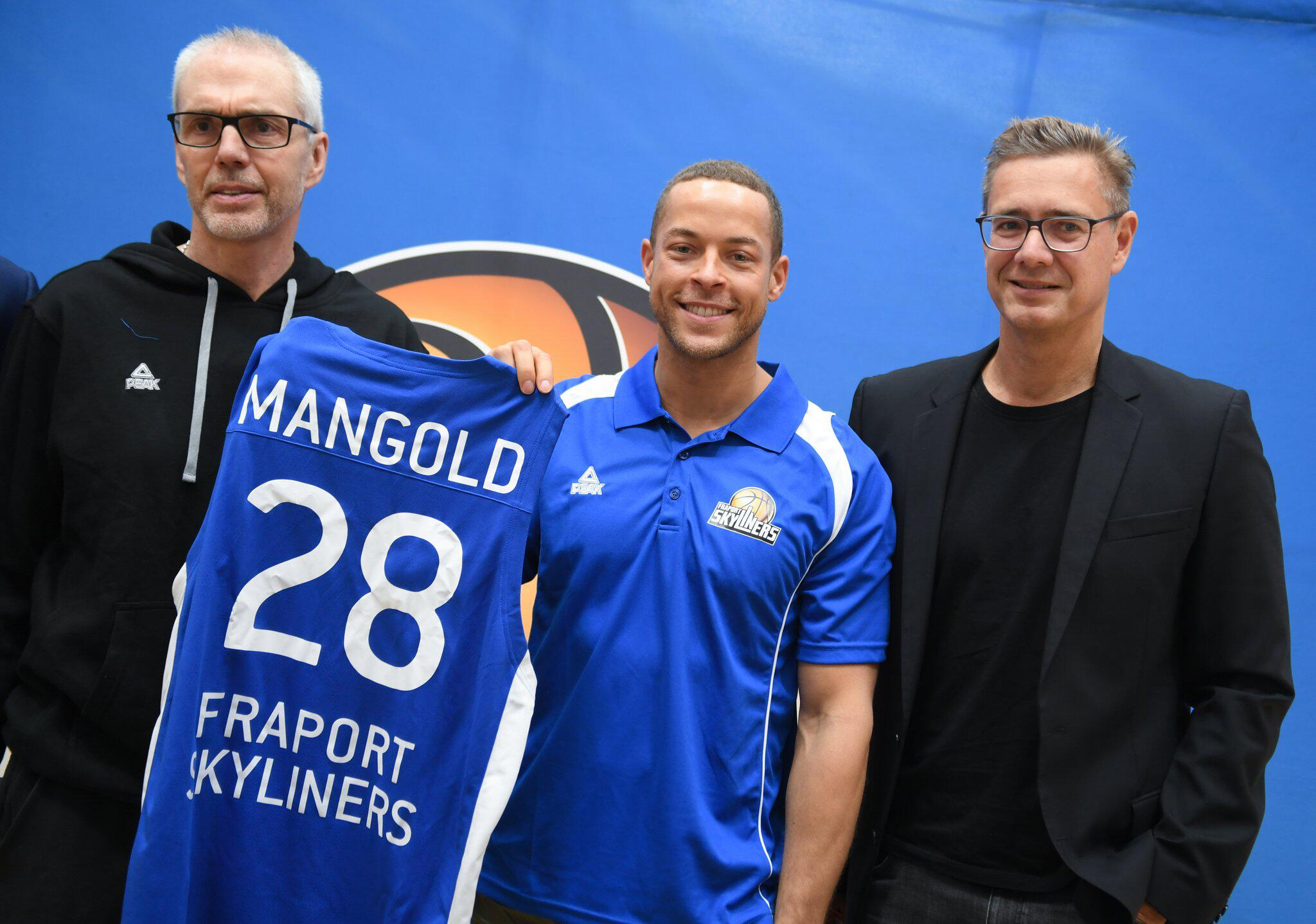 Bild zu Fraport Skyliners engage Andrej Mangold