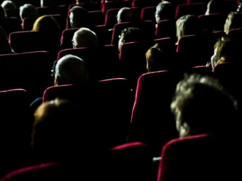 Bild zu Kinozuschauer