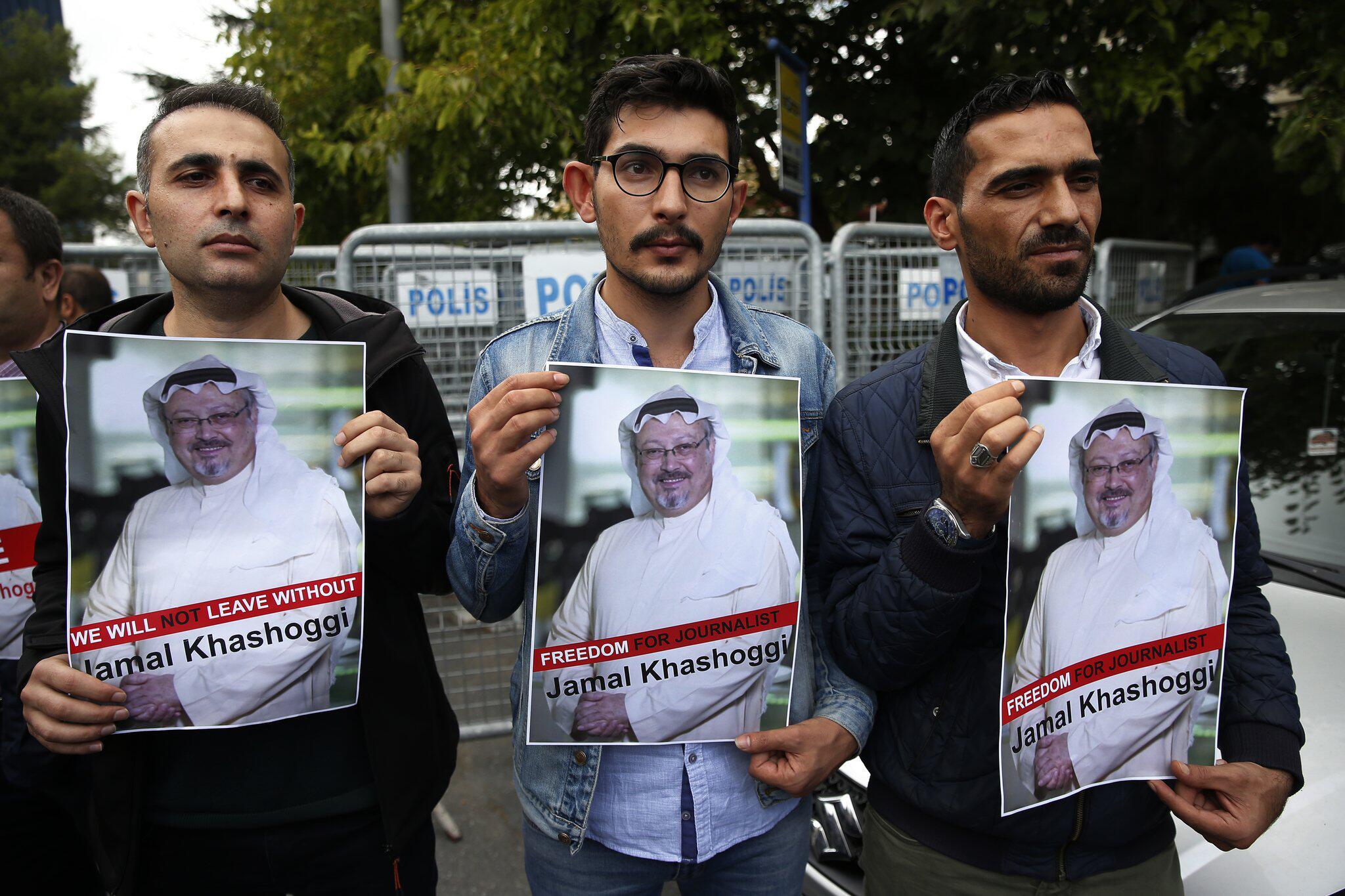 Bild zu Türkei Saudi-Arabien Vermisste Schriftstellerin