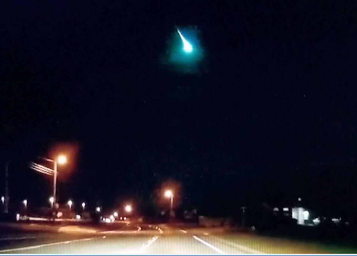 Bild zu Komet