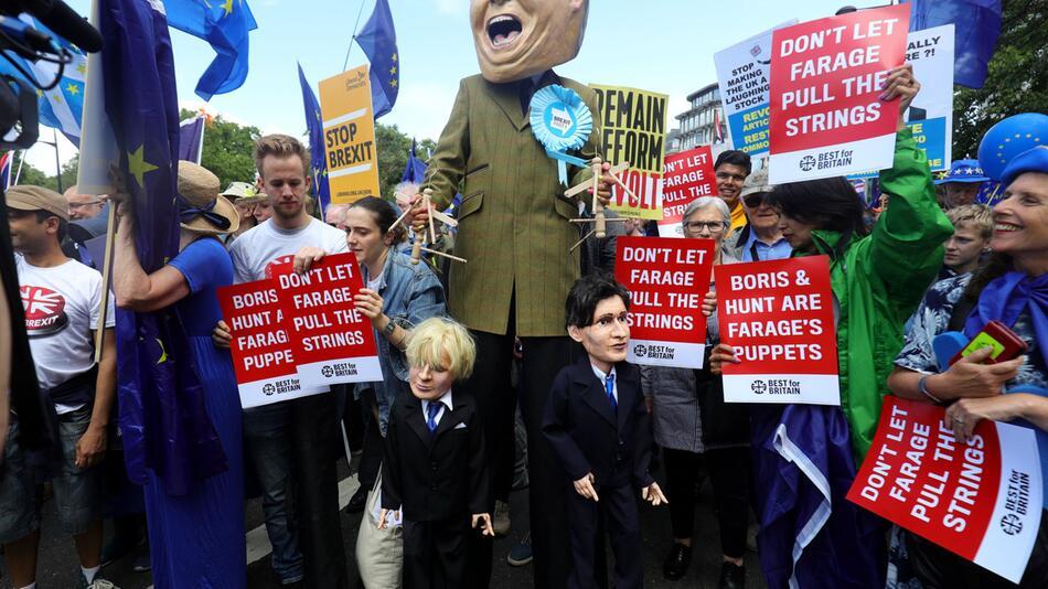 Anti-Brexit-Marsch