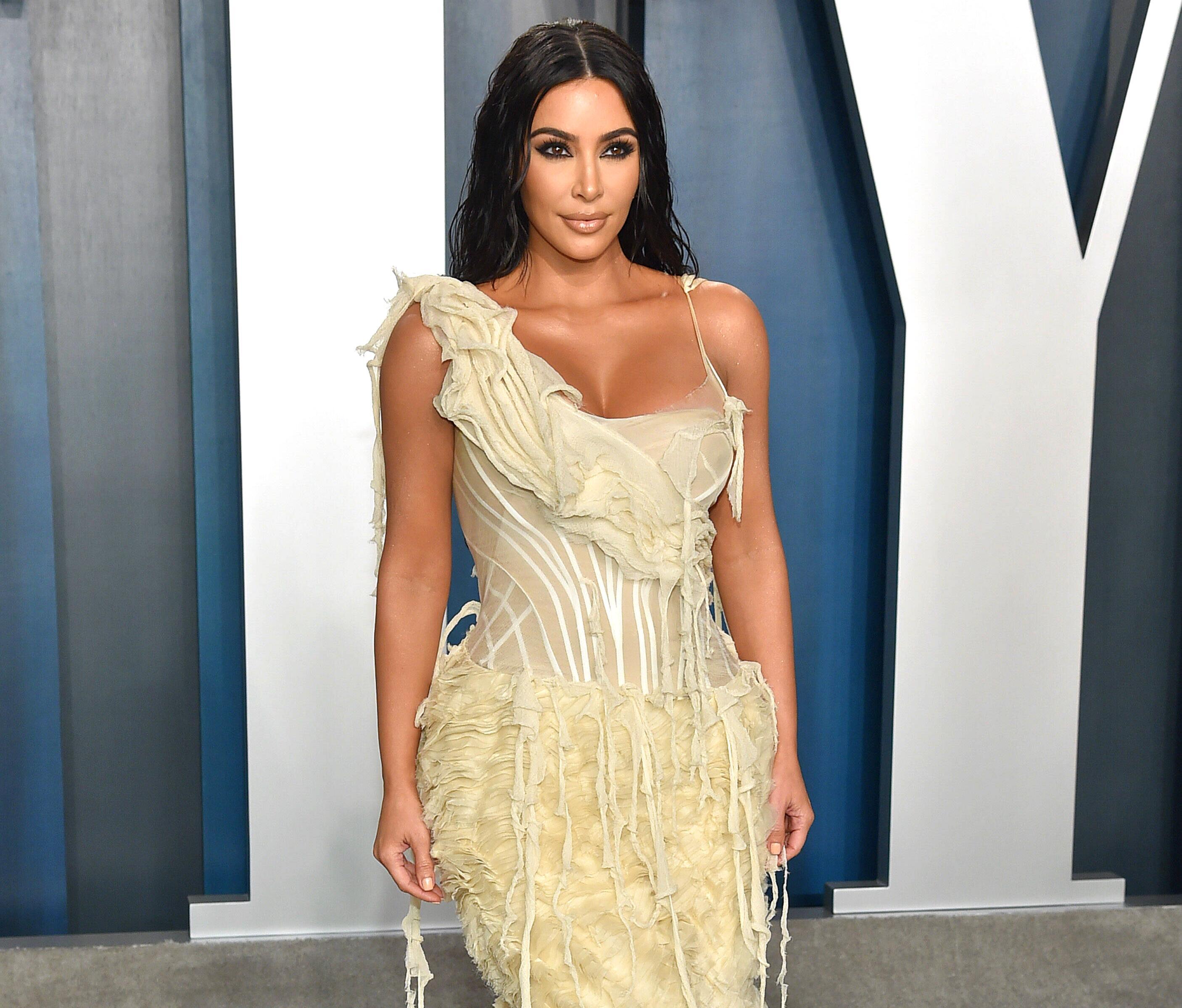 Bild zu Kim Kardashian wurde 40 Jahre alt