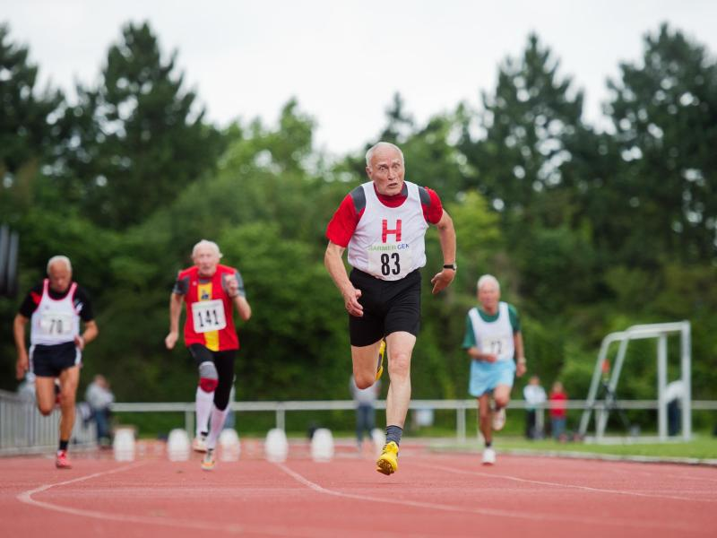 Bild zu Senioren-Sport