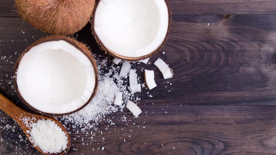 kokosnuss, nüsse, gesundheit, gesundes essen, gesunde ernährung, inhaltsstoffe, kokosnussöl