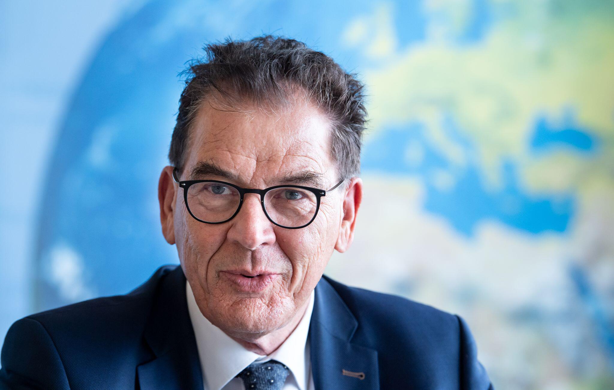 Bild zu Entwicklungsminister Müller zieht sich aus Bundespolitik zurück