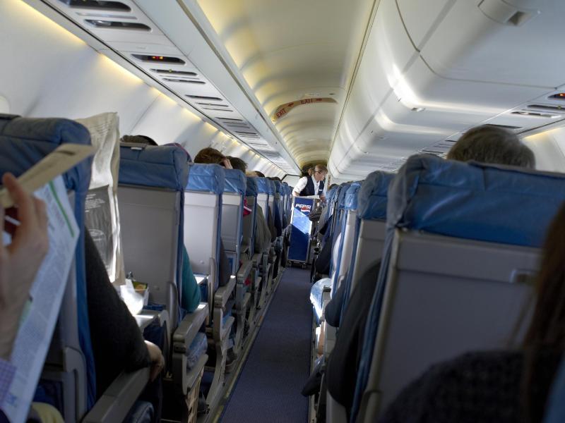 Bild zu Verpflegung an Bord