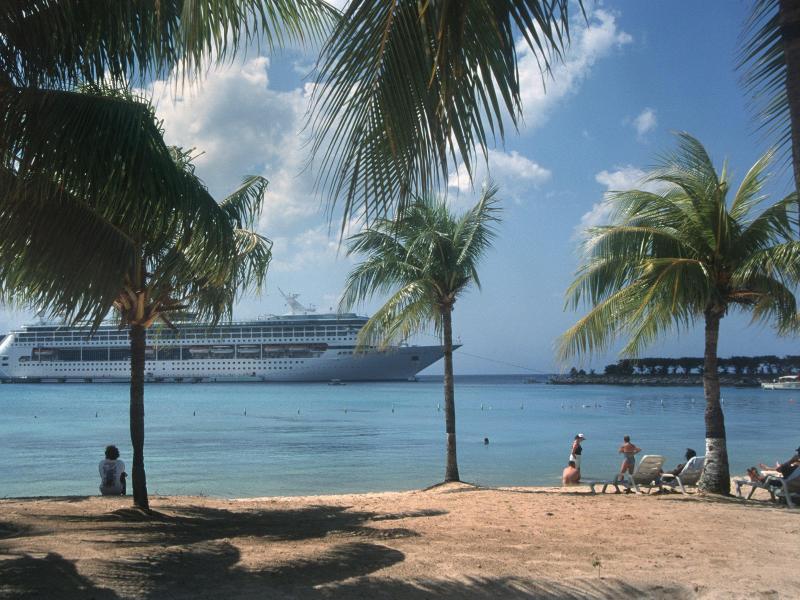 Bild zu Strand von Jamaika