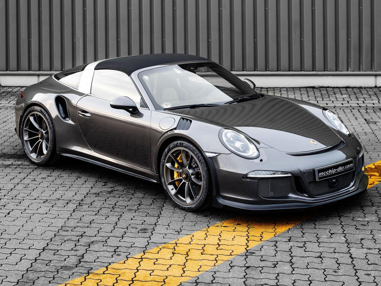 Bild zu Porsche 911 Targa GTS von McChip